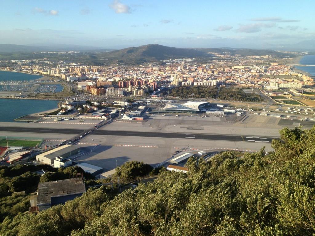 Gibraltar-La Linea