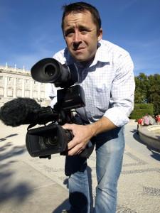 Videojournalist für SRF, DW, n-tv, 3sat